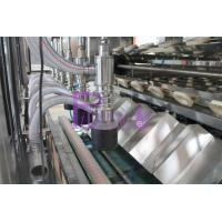 Wholesale Belt Capping Type Wine Bottle Filler With Cap Lifter Level Filling Controlled from china suppliers