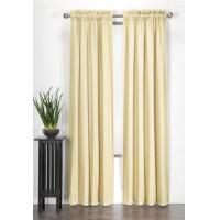 Wholesale Emboridery Window Shower Curtain Jacquard With Valance / Printed Design from china suppliers