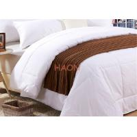 Wholesale King Size Hotel Collection Duvet , Soft Thermal Filling Down Duvet Comforter from china suppliers