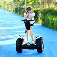 Wholesale Samsung Lithium Off Road Segway Electric Scooter 72v / 8.8ah CE from china suppliers