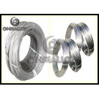 Wholesale CuNi30 / CuNi34 Copper Based Alloys , Copper Nickel Wire For Low Voltage Apparatus from china suppliers