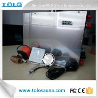 Wholesale Sauna Residential Steam Generator Waterproof Control Panel 7000w 3 phase from china suppliers