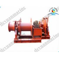 Wholesale Electric Driven Anchor Marine Windlass Single Side Port Shipbuilding from china suppliers