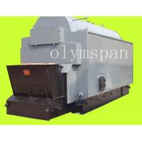 Wholesale Electric High Pressure Coal Fired Steam Boiler Efficiency / Steam Heating Boiler from china suppliers