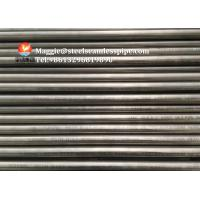 Wholesale Nickel Alloy Pipe, Exchanger Tubes, ASME SB163/SB167 UNS NO6600, NO6601 from china suppliers
