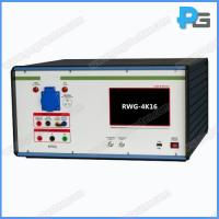 Wholesale Ring Wave Generator of 4KV Output Voltage for Simulative Electrical Network Test from china suppliers