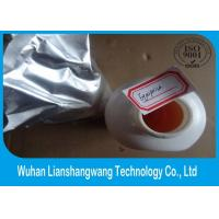 Wholesale Yellow Liquild Boldenone Steroid , Boldenone Undecylenate Equipoise CAS 13103-34-9 from china suppliers