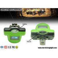 Wholesale 13000 Lux Safety Cordless Mining Lights / IP 68 Waterproof Miners Lights For Hard Hats from china suppliers