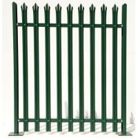 Wholesale Steel palisade boundary or security fencing from china suppliers
