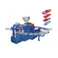 Wholesale Rotary Women Slipper Shoe Making Machine Air Blowing For Lady Sandal from china suppliers