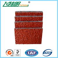 Wholesale PU Glue Mix SBR Rubber Particle Running Track Materials Outdoor Playground from china suppliers