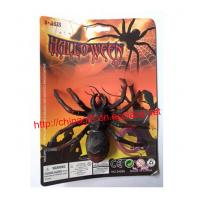 Wholesale Halloween Horrible Spider with Hanging String from china suppliers