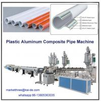 Wholesale PPR AL PPR plastic aluminum pipe extrusion line China supplier from china suppliers