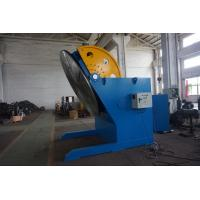 Wholesale 380V 50HZ 3PH Rotary Welding Positioners 0 - 120° Tilt Angle For Welding / Assembling from china suppliers
