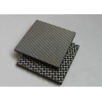 Wholesale Porous sintered SS stainless steel 316l Sintered Metal Mesh from china suppliers
