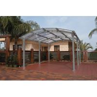 Wholesale Sunor 19x10 Canopy / Patio Cover Made Of Strong Aluminum Frame , 10 mm Polycarbonate Sheet from china suppliers