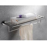 Wholesale Double towel bar stainless steel solid towel rack from china suppliers