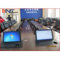 "Wholesale Pubilc Security Bureau Project , Flip Up Screen Electrical Lift Integrated 19"" Screen from china suppliers"