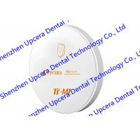 Wholesale Sintering 16 Shades Zirconia Blocks Dental Top Translucent Multi - layer Discs from china suppliers