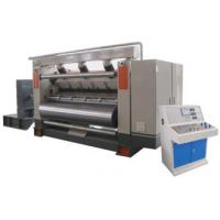 Wholesale Single Facer Flute Cardboard / Corrugated Cardboard Production Line Electric Driven Type from china suppliers