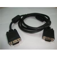 Buy cheap high quality vga 3+2,3+4,3+5,3+6 cable,vga cable male to male/male to female from wholesalers