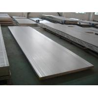 Wholesale JIS Hairline 2B BA 301 304 321 430F 316L hot rolled Stainless steel plates 10mm - 2000mm from china suppliers