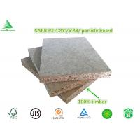 Wholesale China hot sale export standard CARB P2 4'X8' particle board size from china suppliers