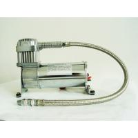 """Wholesale Single 150psi 12V 1/4"""" Air Suspension Compressor Heavy Duty Silver from china suppliers"""