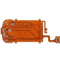 Wholesale Halogen Free Flash Gold FPC Circuit Board Manufacturing Service from china suppliers