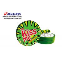 Wholesale Custom Low Calorie Candy , Personalized Wedding Candy With Low Sugar Watermelon Taste from china suppliers