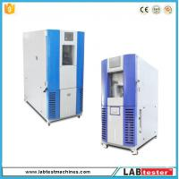 Wholesale Certificated Humidity Temperature Lab Test Machines Environmental Testing Chamber from china suppliers