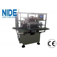 Wholesale NIDE stator winding machine upgraded model three stations with 2 poles from china suppliers