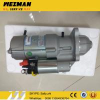 Wholesale SDLG orginal Starter , 13023606, engine spare parts  for deutz engine TD226B-6G from china suppliers