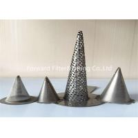 Wholesale Manufacturers supply a variety of different specifications conical stainless steel punching filter stainless steel shape from china suppliers