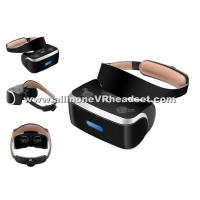 Quality Sharp 5.0 Screen All In One VR Headset , Battery Android System PC VR Headset for sale