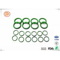 Green Buna-n O Ring High Pressure Rubber Seal Oil Resistance For Machinary