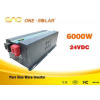Wholesale Off Grid Intelligent Ac Solar Powered Inverter With Battery Charger from china suppliers