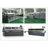 Wholesale Fully Automatic Plastic Bottle Silk Screen Printing Machinery Single Color from china suppliers