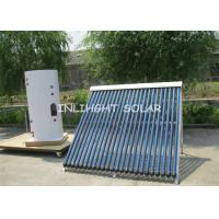 Wholesale Thermosyphon Split Pressurized Solar Water Heater 400L With Single Coil from china suppliers