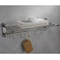Wholesale Best quality stainless steel using bath towel shelf from china suppliers