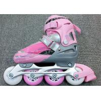 Wholesale Toddler and Youth Kids Adjustable Roller Skates Inline Speed Skating Equipment from china suppliers