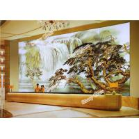 Wholesale Lobby Decorative glass-engraved glass from china suppliers