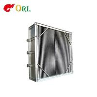Buy cheap Power plant hot water boiler Plate Type Boiler Air Preheater Alloy Steel , Boiler APH Energy Saving from wholesalers