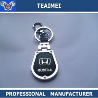 Wholesale Metal Black Key Ring Holder Leather Key Case Holder Fashionable from china suppliers