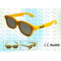 Wholesale 3D TV Children style Circular polarized 3D glasses CP297GTS01C from china suppliers