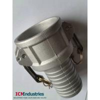 Buy cheap Aluminum cam and groove coupling type C from wholesalers