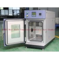 Wholesale Desktop Battery Testing Equipment , 150L Temperature And Humidity Test Chamber from china suppliers