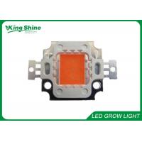 Wholesale 660nm 10 Watt Led Plant Grow Light Diode , Full Spectrum Cob Led Grow Chip For Plant from china suppliers