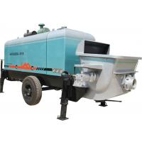 Wholesale S Valve 140KW Diesel Engine  Hydraulic Concrete Pump 18Mpa Feeding Pressure from china suppliers