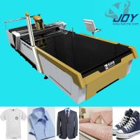 Wholesale Multiply fabric CNC Garment Cutting Machine from china suppliers